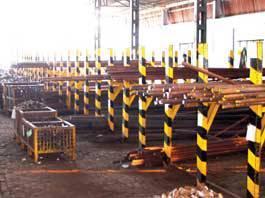 Forging Raw material process